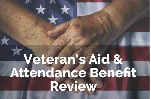 Veteran's Aid & Attendance