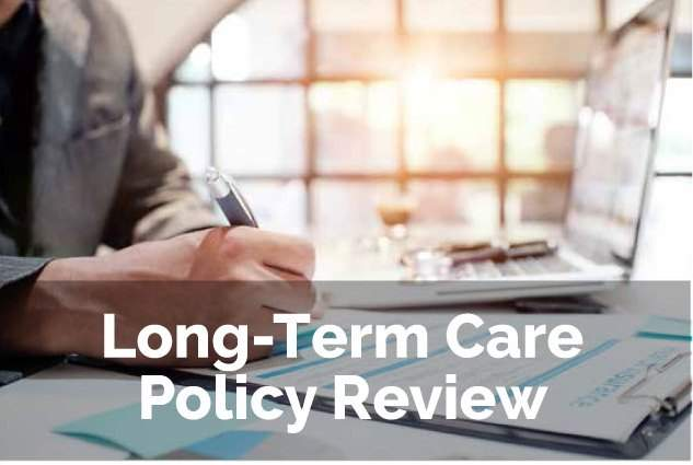 Long-Term Care Policy Review