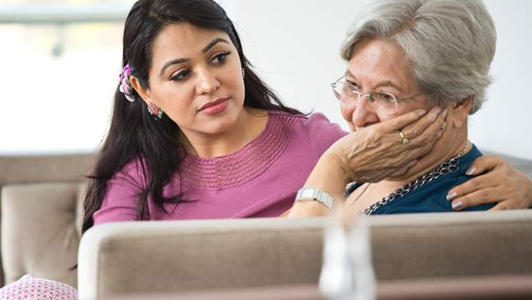 Dementia Care Tip: How to Respond to False Accusations