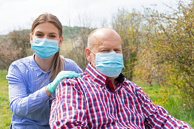 Home Care: Is it Safe for Seniors Now?