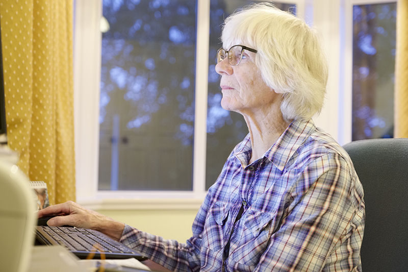 How Lonely Seniors Are Often Lured by Scammers and What To Do About It