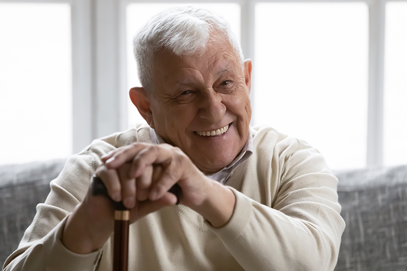 Why Nearly Half of Seniors Living at Home Lack Basic Assistive Devices