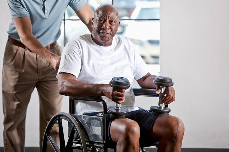 Post-Pandemic: Help the Elderly Regain Strength to Stay Well