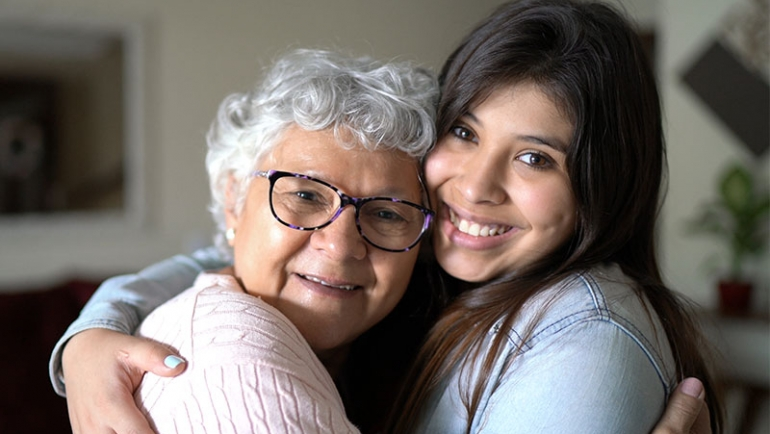 Latino Families Impacted by Dementia with Greater Decline and Depression