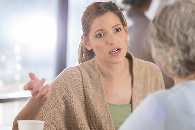 How to Approach Difficult Conversations with Aging Parents