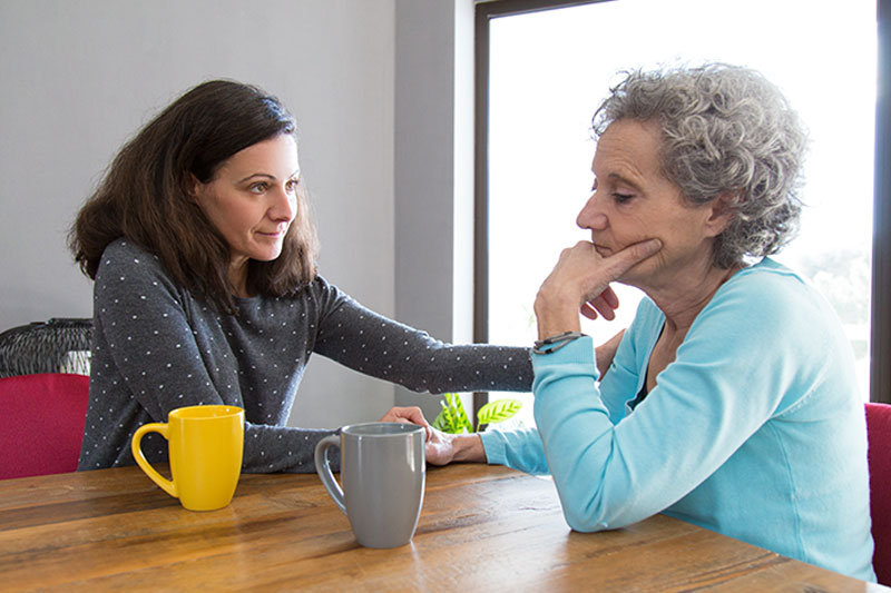 The Emotion You May Not Have Expected in Providing Care for Aging Parents