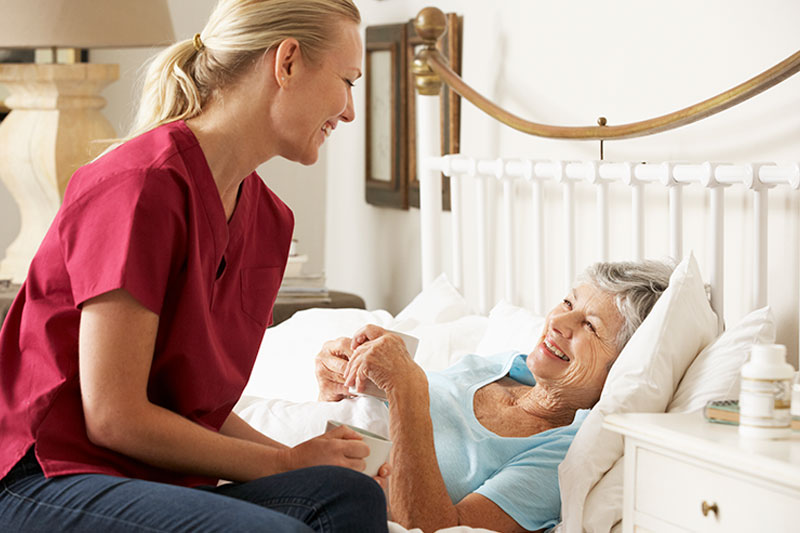 Learn the Facts About Hospice Care at Home