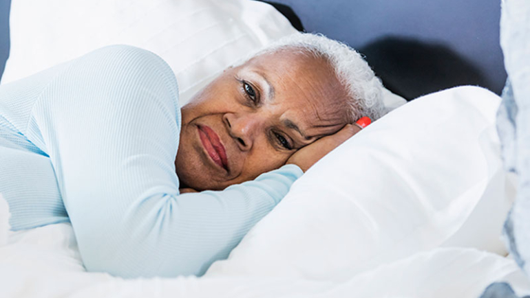 Sleep Problems in the Elderly with Dementia and How to Help
